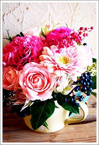 フラワーマーケット花ごこち 春のお花がいっぱい